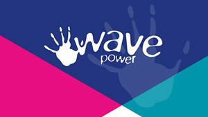 Wavepower logo