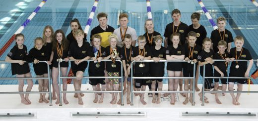 Otters win Top Club Trophy at Blackpool Rocks