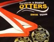 otters medals