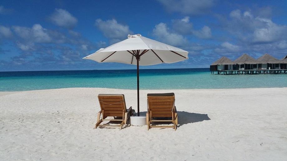 Beach holiday