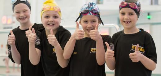 club gala swimmers