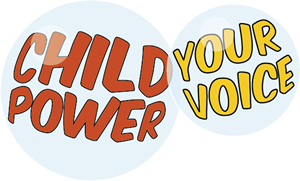 Child Power: Your Voice logo
