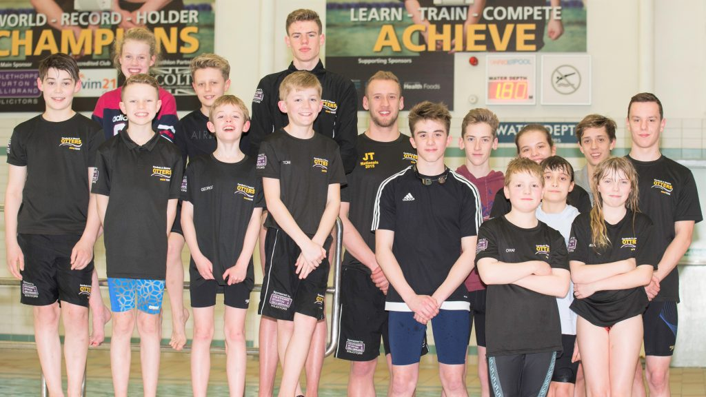 Lancashire County Championships swimmers 2017