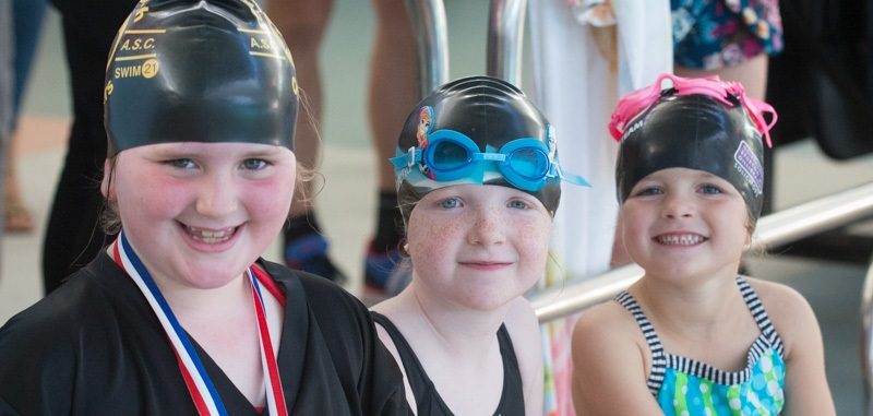 swimmers ready to compete