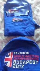 World Masters 2017 gear