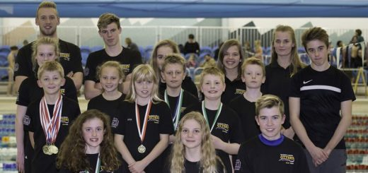 NL Age group 2016 swimmers