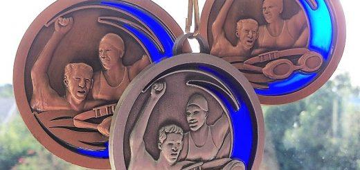 Salford medals 2017